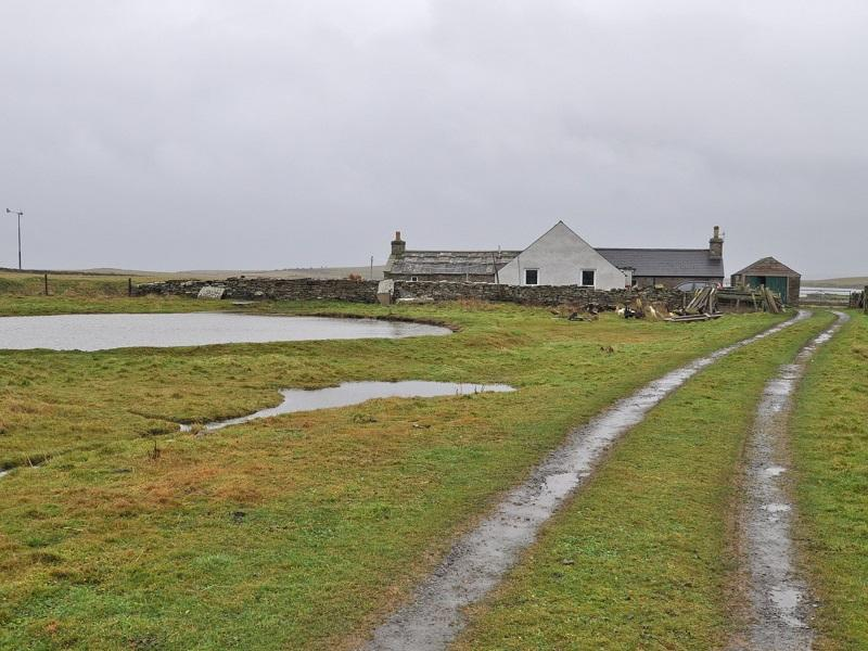 Quarryhoose, extending to 3.5 acres or thereby, Papa Westray, KW17 2BU