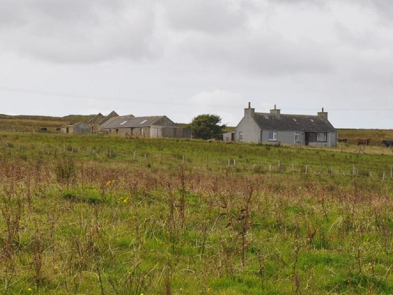 Windbrake, extending to 32.9 acres or thereby, Flotta, KW16 3NP