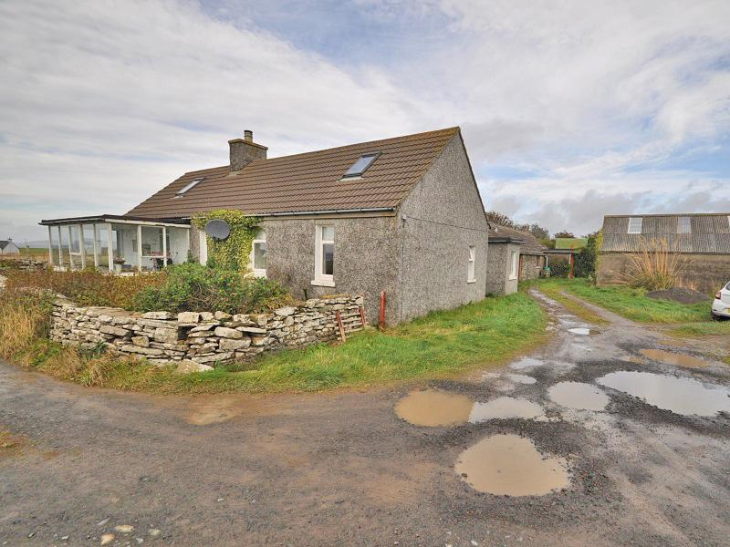West Breckan, extending to 14.3 acres or thereby, Holm, KW17 2RU