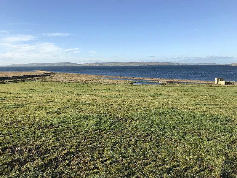 Potential Building site & land ext. to 5.21 acres (2.11ha) or thereby, Furrowend, Shapinsay, KW17 2DY