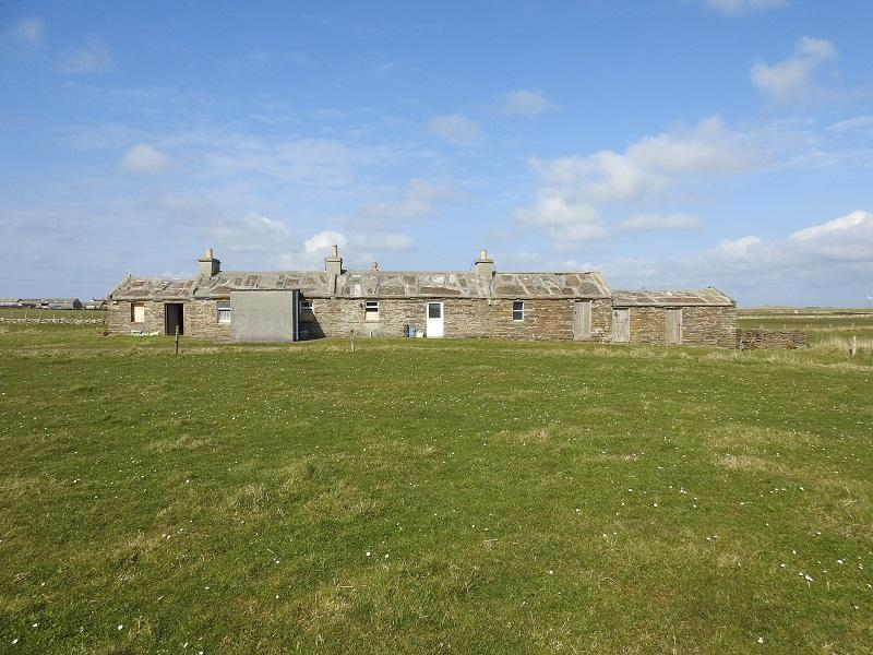 Milldam and Barrenha, extending to 15 acres or thereby, North Ronaldsay, KW17 2BE
